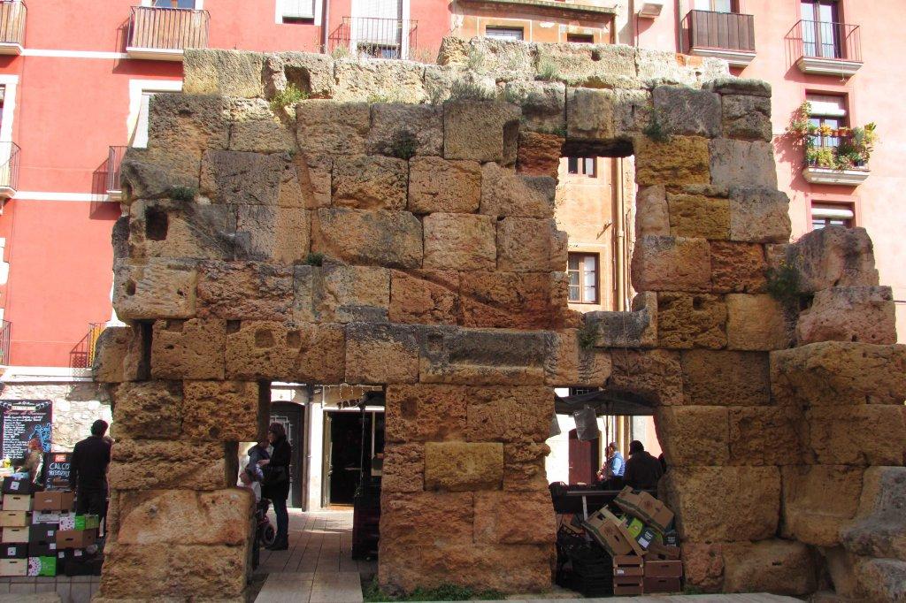 plaza-foro-romano-tarragona