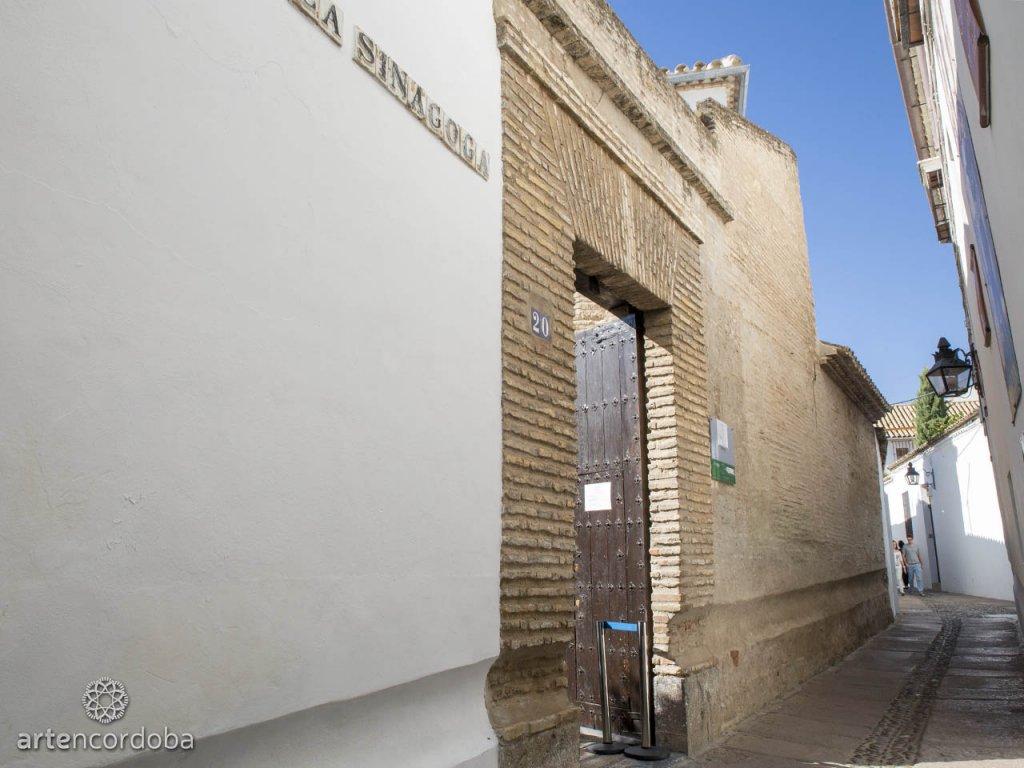 entrada-sinagoga-arte-cordoba