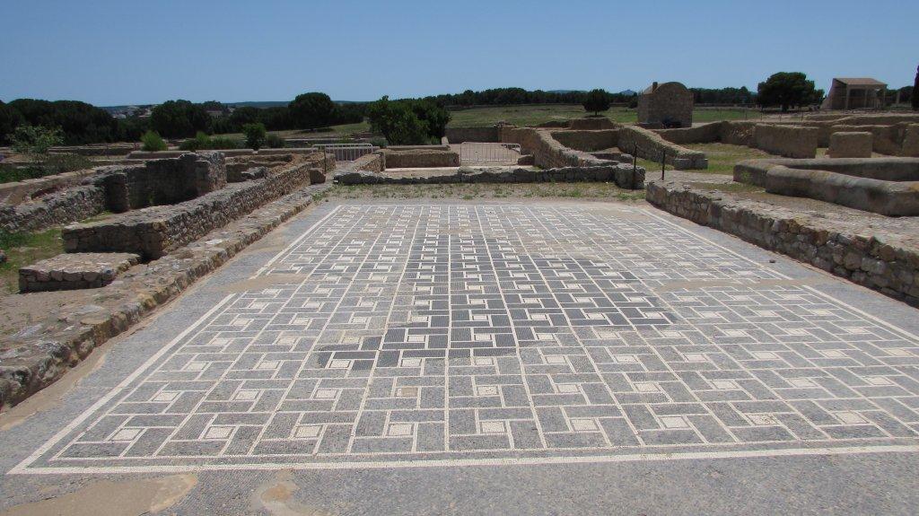 mosaico-domus-romana-ampurias