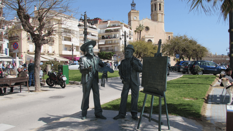 paseo-maritimo-pintores-sitges