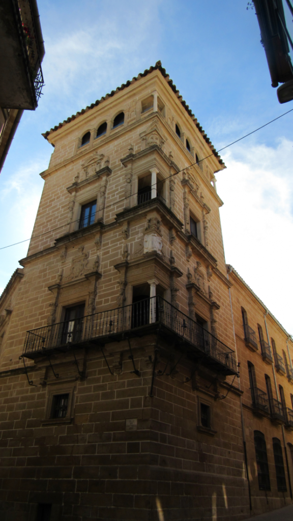 Torre-palacio-condes-de-guadiana-ubeda