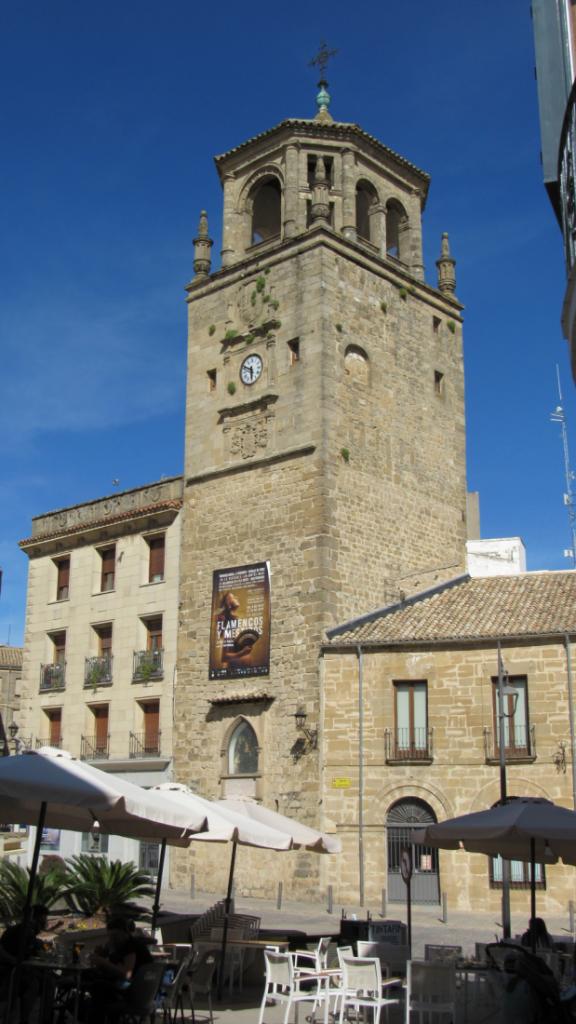 torre-del-reloj-ubeda
