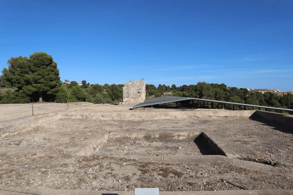 peristilo-estanque-central-villa-romana
