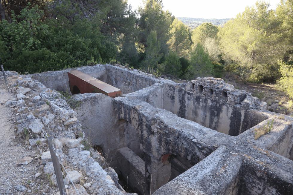 sistema-agua-grande-deposito-villa-romana