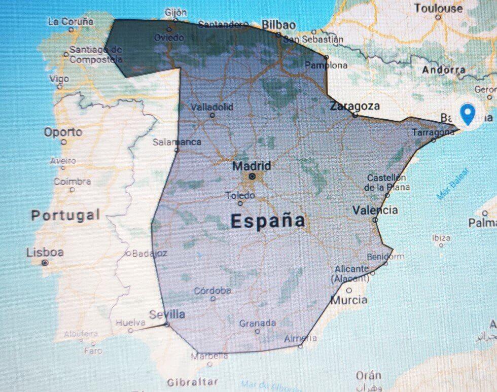 mapa-ruta-espana-motera