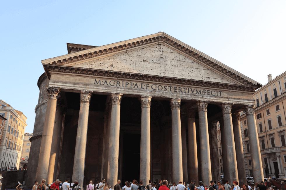 panteon-agrippa-roma