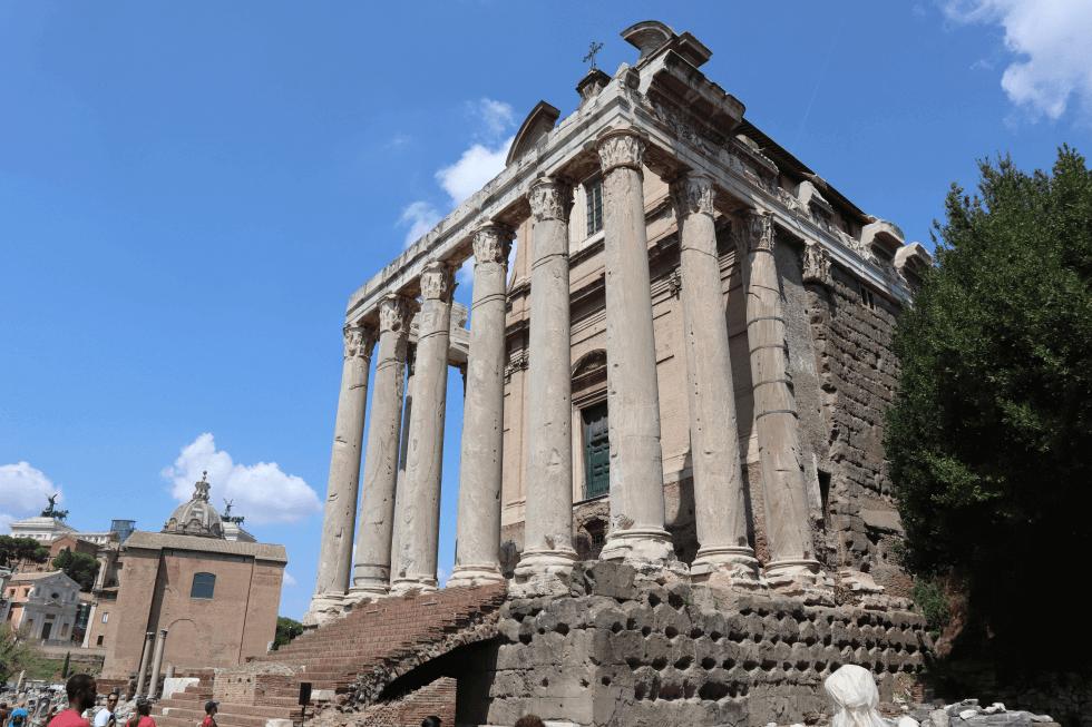 templo-foros-imperiales-roma